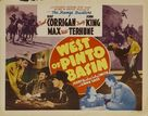 West of Pinto Basin - Movie Poster (xs thumbnail)