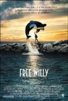 Free Willy - Movie Poster (xs thumbnail)