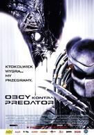 AVP: Alien Vs. Predator - Polish Movie Poster (xs thumbnail)
