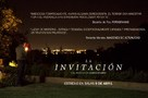 The Invitation - Spanish Movie Poster (xs thumbnail)
