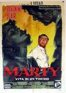 Marty - Italian Movie Poster (xs thumbnail)