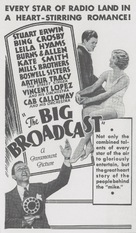The Big Broadcast - poster (xs thumbnail)