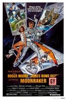 Moonraker - Australian Movie Poster (xs thumbnail)