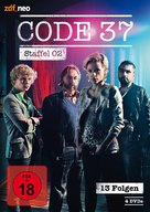 """Code 37"" - German DVD cover (xs thumbnail)"