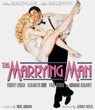 The Marrying Man - Blu-Ray movie cover (xs thumbnail)