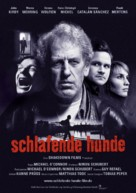 Schlafende Hunde - German Movie Poster (xs thumbnail)