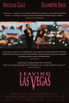 Leaving Las Vegas - Movie Poster (xs thumbnail)