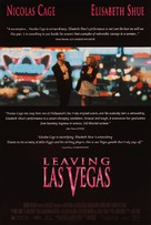 Leaving Las Vegas - Movie Poster (xs thumbnail)