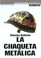Full Metal Jacket - Spanish Movie Cover (xs thumbnail)