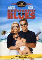Undercover Blues - DVD cover (xs thumbnail)