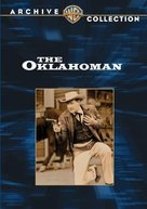 The Oklahoman - DVD movie cover (xs thumbnail)