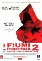Crimson Rivers 2 - Italian poster (xs thumbnail)