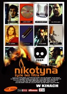 Nicotina - Polish Movie Poster (xs thumbnail)