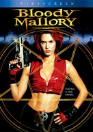 Bloody Mallory - DVD cover (xs thumbnail)