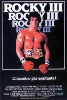 Rocky III - Italian Movie Poster (xs thumbnail)