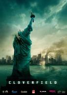 Cloverfield - Slovak Movie Poster (xs thumbnail)