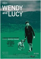 Wendy and Lucy - Dutch Movie Poster (xs thumbnail)