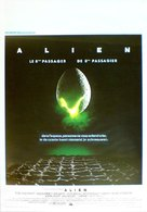 Alien - Belgian Movie Poster (xs thumbnail)