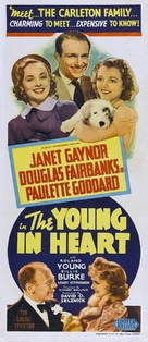 The Young in Heart - Australian Movie Poster (xs thumbnail)