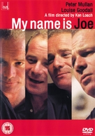 My Name Is Joe - British DVD cover (xs thumbnail)