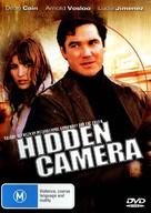 Hidden Camera - Australian Movie Cover (xs thumbnail)