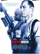 Repo Men - French Movie Poster (xs thumbnail)