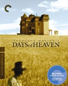 Days of Heaven - Blu-Ray cover (xs thumbnail)