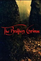 The Brothers Grimm - DVD movie cover (xs thumbnail)
