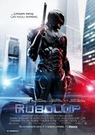 RoboCop - Romanian Movie Poster (xs thumbnail)