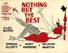 Nothing But the Best - British Movie Poster (xs thumbnail)
