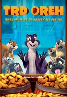 The Nut Job - Slovenian Movie Poster (xs thumbnail)