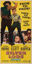 Silver Lode - Movie Poster (xs thumbnail)