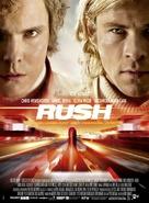 Rush - French Movie Poster (xs thumbnail)