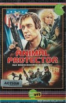 Animal Protector - German DVD movie cover (xs thumbnail)