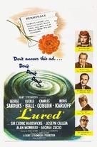 Lured - Movie Poster (xs thumbnail)