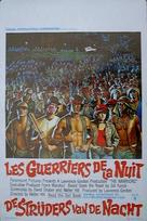 The Warriors - Belgian Movie Poster (xs thumbnail)
