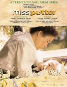 Miss Potter - For your consideration poster (xs thumbnail)
