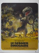 The Last Dinosaur - French Movie Poster (xs thumbnail)