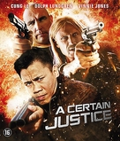 A Certain Justice - Dutch Blu-Ray movie cover (xs thumbnail)