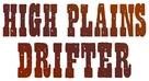 High Plains Drifter - Logo (xs thumbnail)