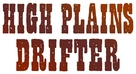High Plains Drifter - Logo (xs thumbnail)