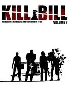 Kill Bill: Vol. 2 - Blu-Ray cover (xs thumbnail)