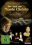 """Le comte de Monte Cristo"" - German Movie Cover (xs thumbnail)"