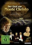 """Le comte de Monte Cristo"" - German Movie Cover (xs thumbnail)"