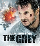 The Grey - Italian Blu-Ray cover (xs thumbnail)