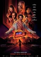Bad Times at the El Royale - German Movie Poster (xs thumbnail)