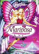 Barbie Mariposa and Her Butterfly Fairy Friends - Hungarian Movie Cover (xs thumbnail)