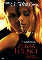 Zebra Lounge - Canadian DVD cover (xs thumbnail)