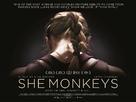 Apflickorna - British Movie Poster (xs thumbnail)