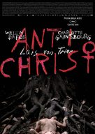 Antichrist - Spanish Movie Poster (xs thumbnail)
